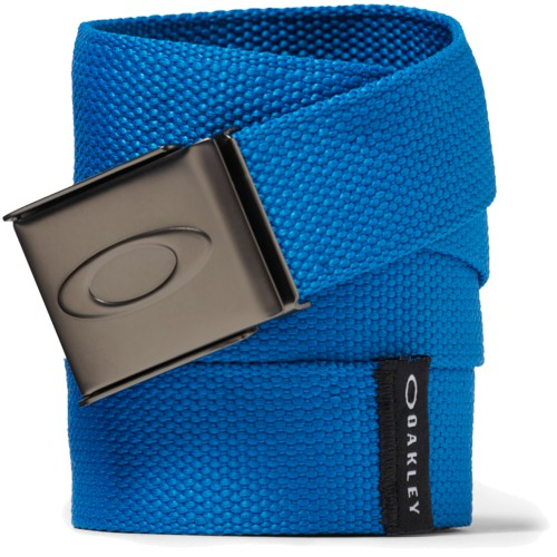 Oakley Mens Ellipse Webbing Belt Ozone OSFA