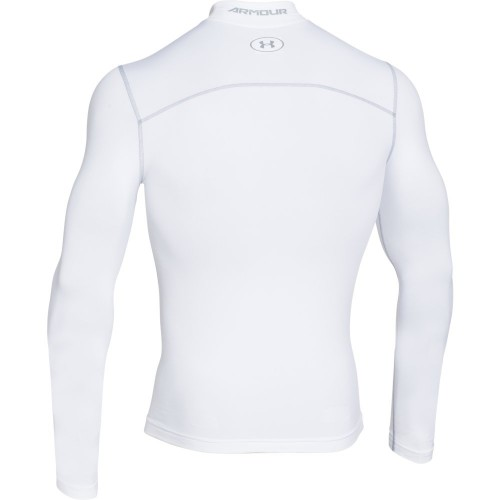 Under Armour Mens ColdGear Compression Mock Thermal Base Layer reverse