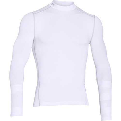 Under Armour Mens ColdGear Compression Mock Thermal Base Layer