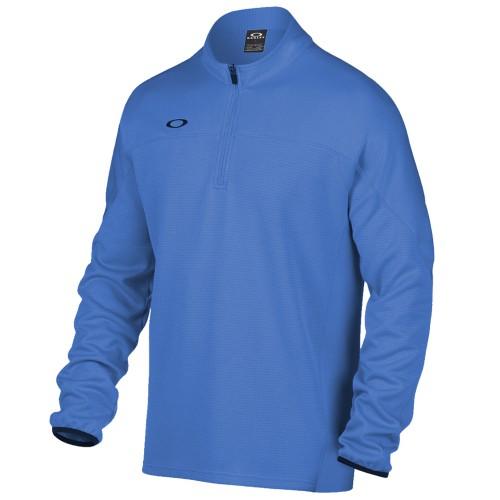 Oakley Golf Mens Gridlock Pullover Half Zip Performance Sweater Jumper