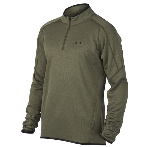 Oakley Men's Prime 1/4 Zip Sweater Golf Pullover Jumper