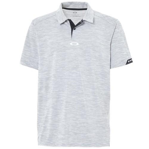 Oakley Golf Mens Gravity Performance Short Sleeve Polo Shirt