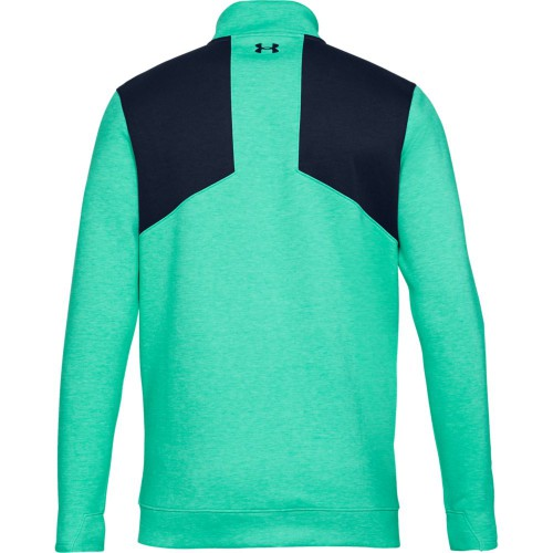 Under Armour Mens 1/2 Zip UA Storm PlayOff Sweater Pullover reverse