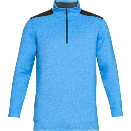 Under Armour Mens 1/2 Zip UA Storm PlayOff Sweater Pullover