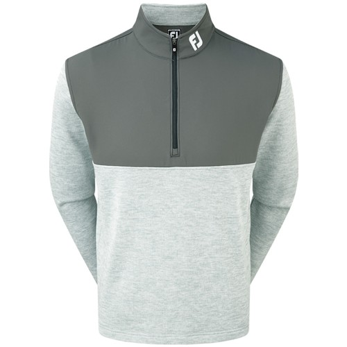 FootJoy Mens Chillout Xtreme Hybrid Pullover Jumper Sweater - Athletic Fit