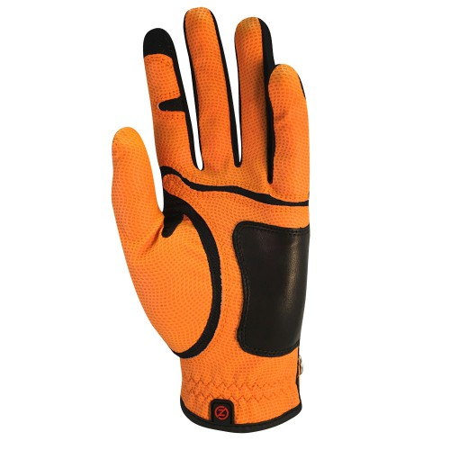 ZERO FRICTION GOLF GLOVE ONE SIZE COMPRESSION FIT MENS LEFT HAND ALL COLOURS reverse