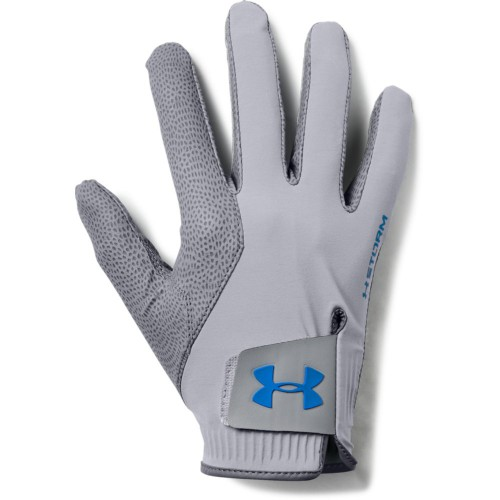 Under Armour Mens Storm All Weather Comfort Breathable Golf Gloves - Pair