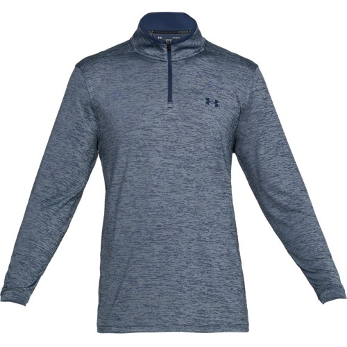 Under Armour Golf Playoff 2.0 1/4 Zip Mens Sweater (Academy)