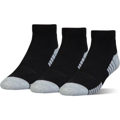 Under Armour Golf 2019 HeatGear Tech Low Cut Golf Sports Ankle Socks - 3 Pack