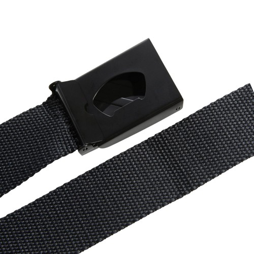 Adidas Mens 3-Stripes Buckle OSFA Webbing Performance Golf Belt reverse
