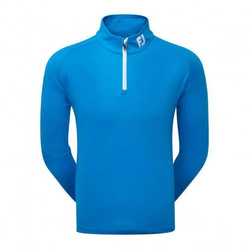 FootJoy Mens Chillout Golf Pullover Sweater 1/4 Zip - Athletic Fit