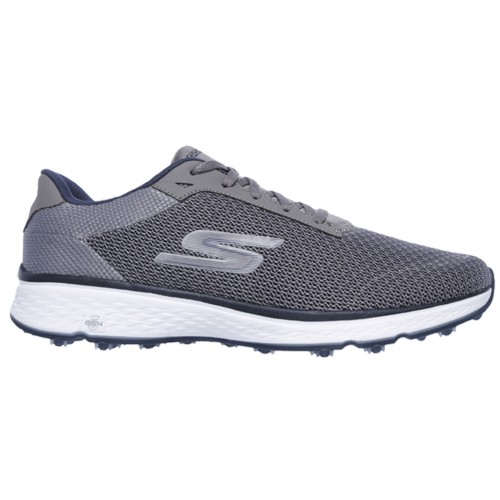 Skechers Mens Go Golf Pro Fairway Lead Spikeless Breathable Mesh Golf Shoes