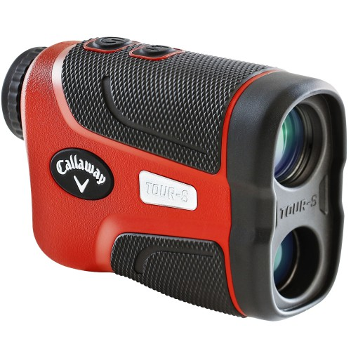 Callaway TOUR-S Golf Laser Rangefinder (Includes Slope)