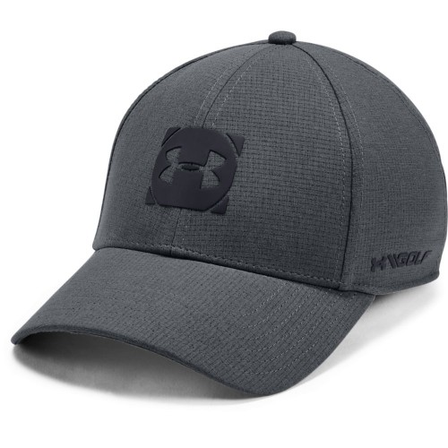 Under Armour Golf Official Tour 3.0 Mens Baseball Cap (Pitch Grey)