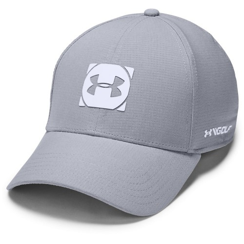 Under Armour Golf Official Tour 3.0 Mens Baseball Cap (Mid Grey)