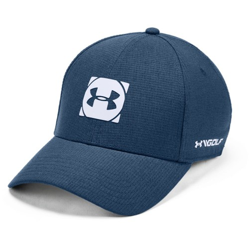 Under Armour Golf Official Tour 3.0 Mens Baseball Cap (Petrol Blue)