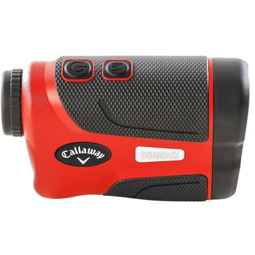 Callaway TOUR-S Golf Laser Rangefinder (Includes Slope)