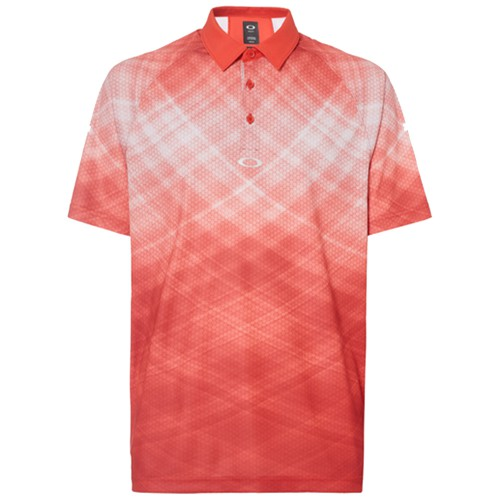 Oakley Barkie Gradient Golf Polo