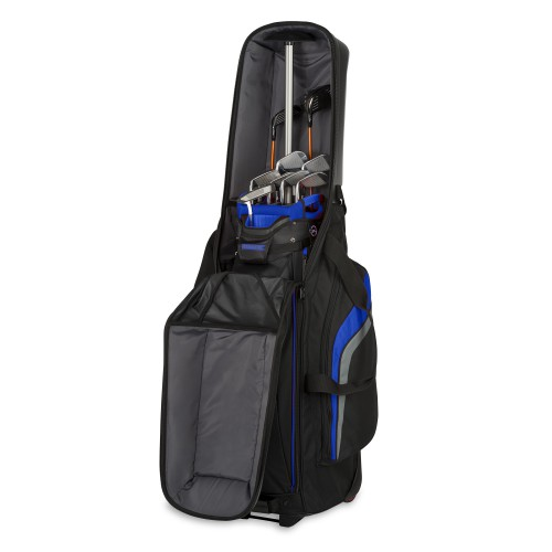 BagBoy Golf T-10 Hard Topped Wheeled Travel Cover Flight Bag