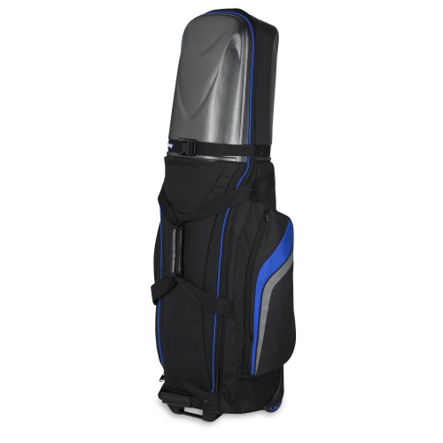 BagBoy Golf T-10 Hard Topped Wheeled Travel Cover Flight Bag reverse