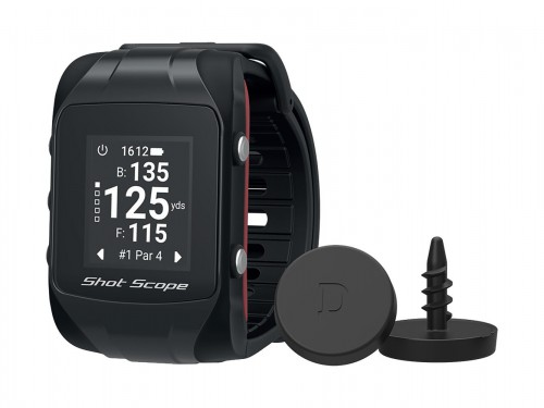 Shot Scope V2 Golf GPS + Performance Tracking Watch