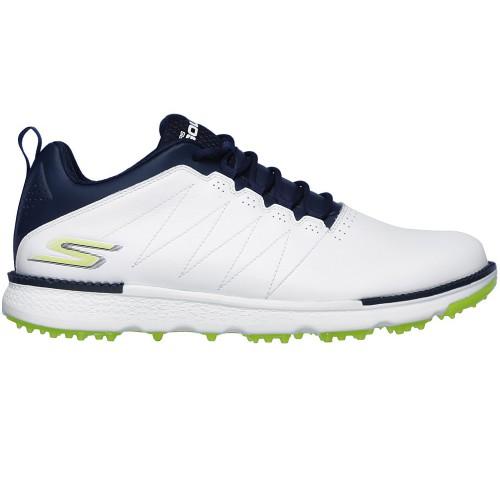 Skechers Mens Go Golf Elite V.3 Waterproof Leather Golf Shoes