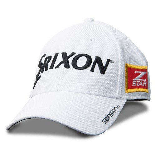 SRIXON Z-STAR SPINSKIN TOUR FITTED STRETCH FIT MENS GOLF CAP HAT