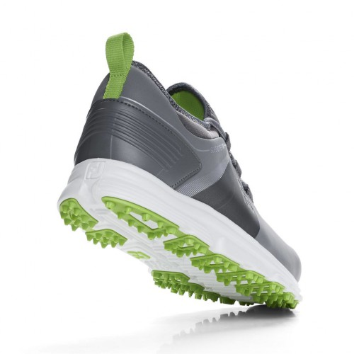 FootJoy Mens Superlites XP Lightweight Waterproof Spikeless Golf Shoes reverse