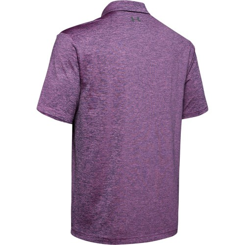 Under Armour Mens Playoff 2.0 Stretch Golf Sports Polo Shirt reverse