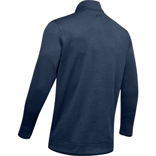 Under Armour 2020 Mens UA SweaterFleece 1/2 Zip Golf Top Pullover Jumper reverse