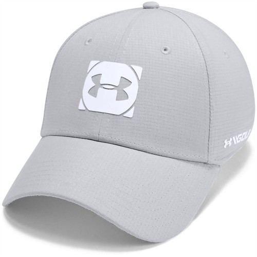 Under Armour Golf Official Tour 3.0 Mens Baseball Cap (Mod Grey)