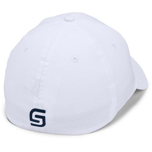 Under Armour Mens 2019 Golf Official Tour Cap 3.0 Classic Baseball Cap reverse