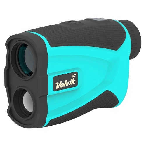 VOLVIK V1 GOLF LASER RANGEFINDER 1200 YARD - SLOPE TECHNOLOGY + FREE GIFT & CASE