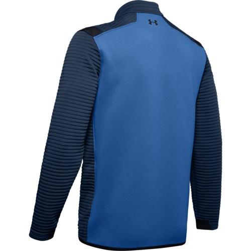 Under Armour Men's UA Storm Daytona 1/2 Zip Golf Sweater reverse