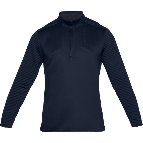 Under Armour Golf UA Storm Daytona Mens 1/2 Zip Sweater (Academy)