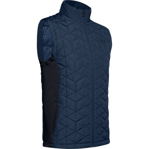 Under Armour Men's ColdGear Reactor Golf Hybrid Vest