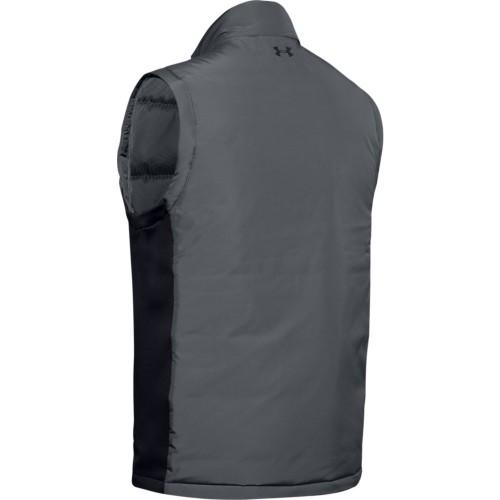 Under Armour Men's ColdGear Reactor Golf Hybrid Vest reverse