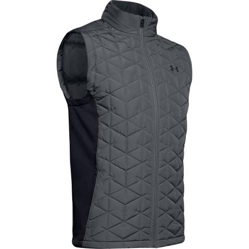 Under Armour Men's ColdGear Reactor Golf Hybrid Vest