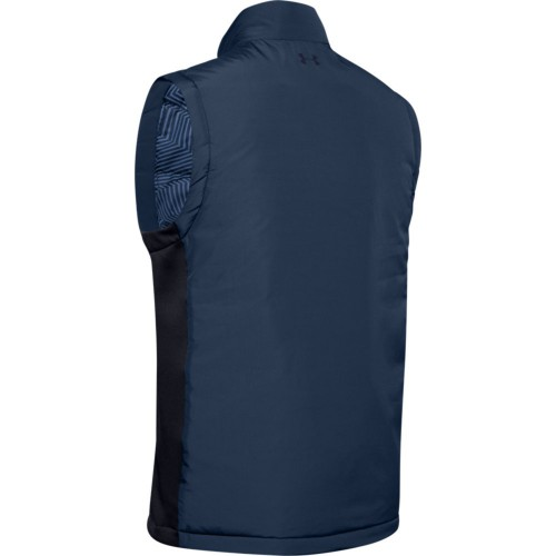 Under Armour Men's ColdGear Reactor Golf Hybrid Vest reverse