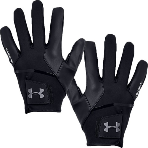 Under Armour 2020 ColdGear Infrared Leather Palm Winter Golf Gloves Pair