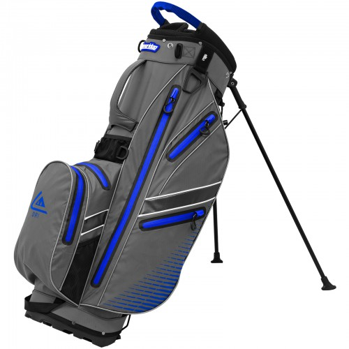 LONGRIDGE AQUA 2 WATERPROOF STAND CARRY GOLF BAG