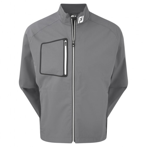 FootJoy Mens HydroLite Rain Golf Waterproof FJ Performance Full Zip Jacket
