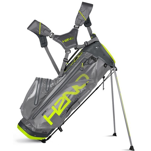 SUN MOUNTAIN H2NO LITE WATERPROOF STAND CARRY GOLF BAG