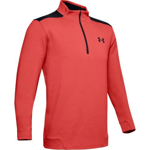 Under Armour Mens 2020 UA Storm PlayOff 1/2 Zip Water Repellent Golf Sweater