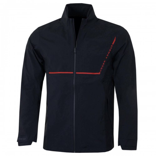 Under Armour Mens UA Gore-Tex Paclite Waterproof Golf Full Zip Jacket 50% OFF
