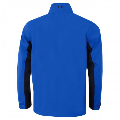 Under Armour Mens UA Gore-Tex Paclite Waterproof Golf Full Zip Jacket 50% OFF reverse