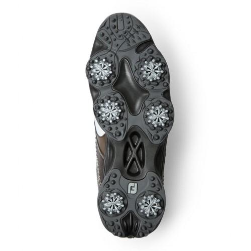 FootJoy Men's FJ Originals Leather Uppers Lightweight Waterpoof Golf Shoes reverse