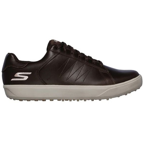 Skechers Mens Go Golf Drive 4 LX Lightweight Water-Resistant Golf Shoes
