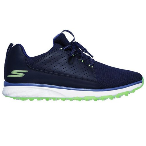 Skechers Mens Go Golf Mojo Elite Leather Waterproof Spikeless Golf Shoes