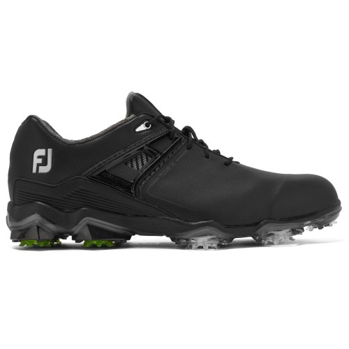 FootJoy Tour-X Mens Golf Shoes  - Black